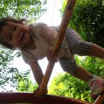 朝練と公園遊び