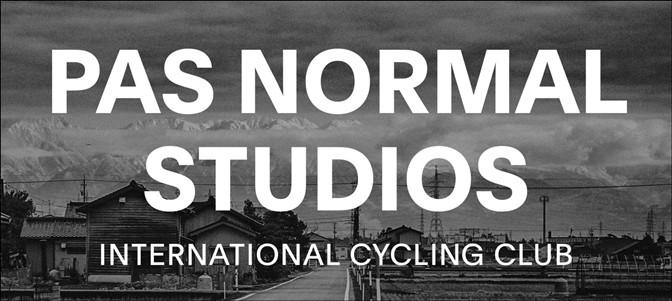 《お知らせ》PAS NORMAL STUDIOS 取扱開始します