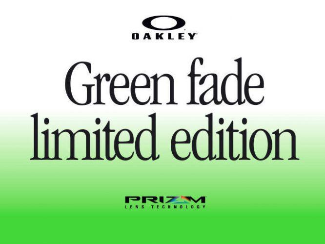 Green Fadeシリーズが入荷しました。