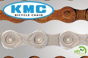 KMCの防錆チェーンが入荷しました。