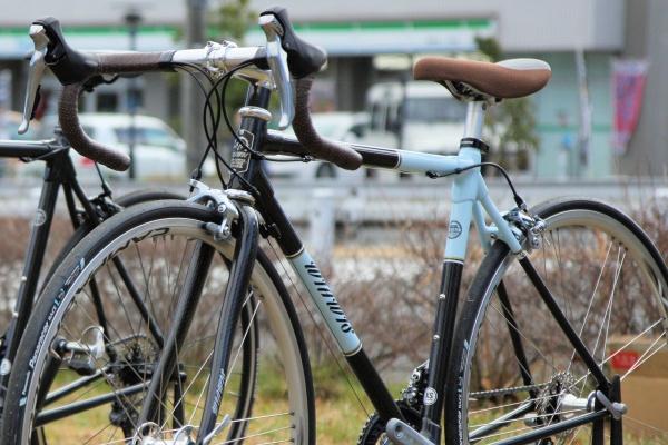 TEST RIDE - バイク・サドル・ローラー台 試せます!