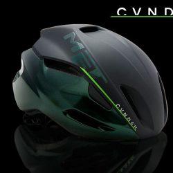 CVNDSHカラーのヘルメットが入荷です。