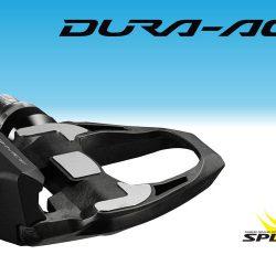 DURA ACE R9100シリーズのペダルが入荷しました。