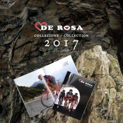 DE ROSA・2017年モデルのカタログが届きました。