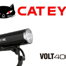 人気のヘッドライト『VOLT400』を光量そのままで、小型軽量化したモデルが入荷しました。