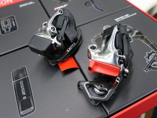 SRAM Red eTap WiFLi™ リヤディレーラーグループセット