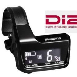 Di2用ワイヤレスユニット+ジャンクションAの機能を併せ持つディスプレーです。