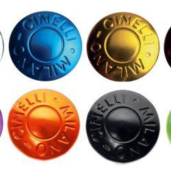 Chinelliの人気商品、カラーバーエンドキャップです。