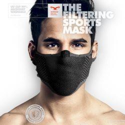 この時期に最適なマスクです。