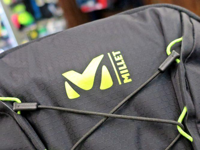Milletのバックパック初入荷です。