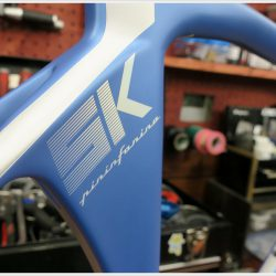 SK Pininfarinaの新色です