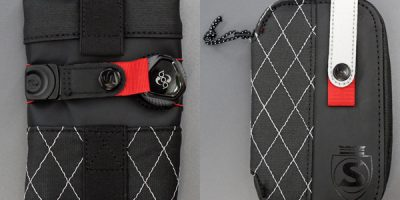 SILCAからスタイリッシュなツール携行バッグが発売です