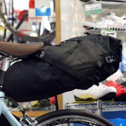 TOPEAKの大型サドルバッグ、バックローダー各サイズあります。
