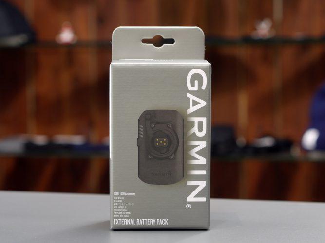 GARMIN 給電用拡張バッテリーパックが入荷しました!