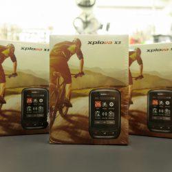 Xplovaから小型のGPSメーター発売