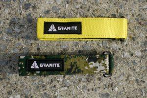 GRANITEの新色、イエローとデジタルカモ
