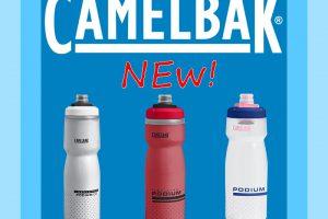 フルモデルチェンジしたCAMELBAKポディウムボトル