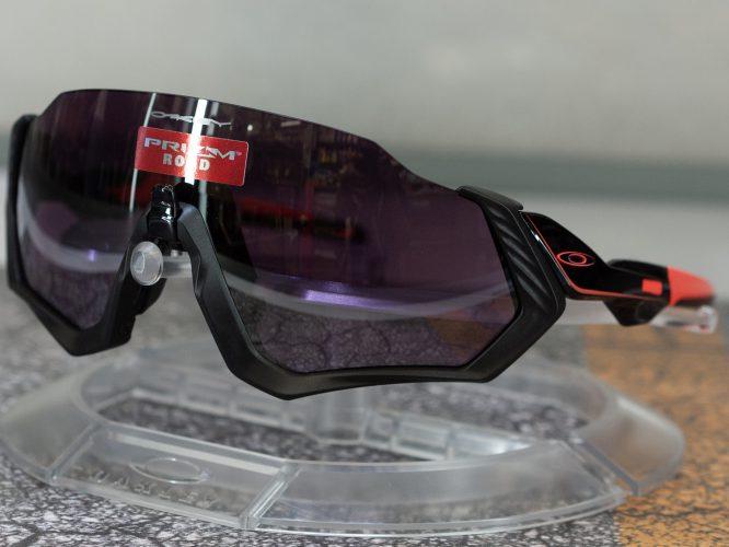 新色レンズ+フレームのFlight Jacket