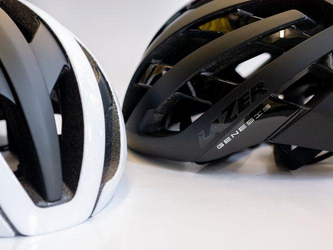被り心地抜群!アジアンフィットのLAZERヘルメット