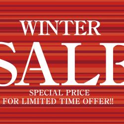 Winter Sale第4弾!!(完成車/フレーム/ホイール)