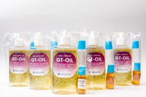 GT-OILがリニューアル