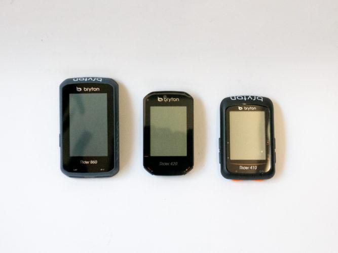 各種GPSメーター試せます