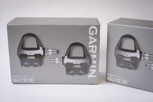 Garmin Rallyペダル型パワーメーター発売