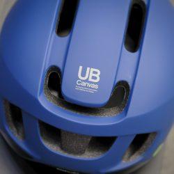 通勤、通学などの街乗りに最適なヘルメット、OGK CANVAS-URBAN
