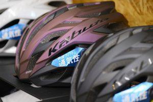 これからの季節に最適、クーリング性能をプラスしたミドルグレードヘルメット